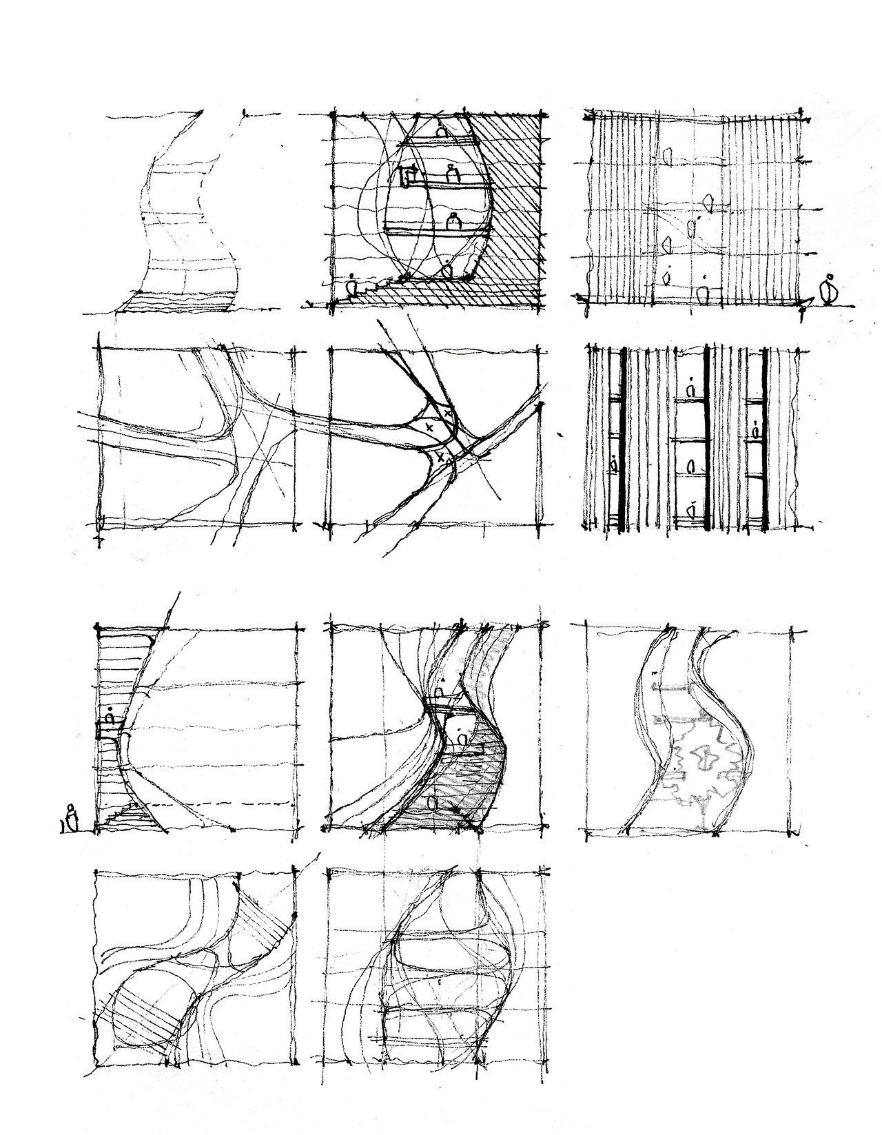 Free Tool To Draw Architecture Diagram Mk4 Golf Boot Wiring Concept Sketch Arch Of Ideas Sketches Conceptual
