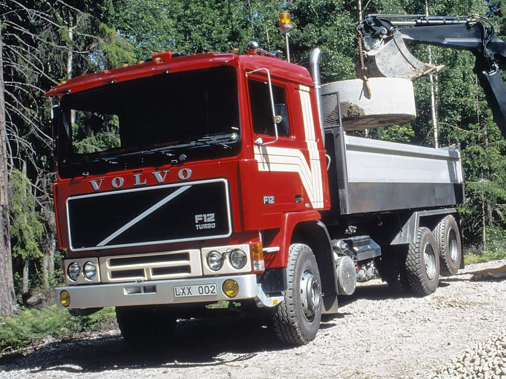 sale used hand perfect truck units volvo klima transportation one for trucks tractor condition