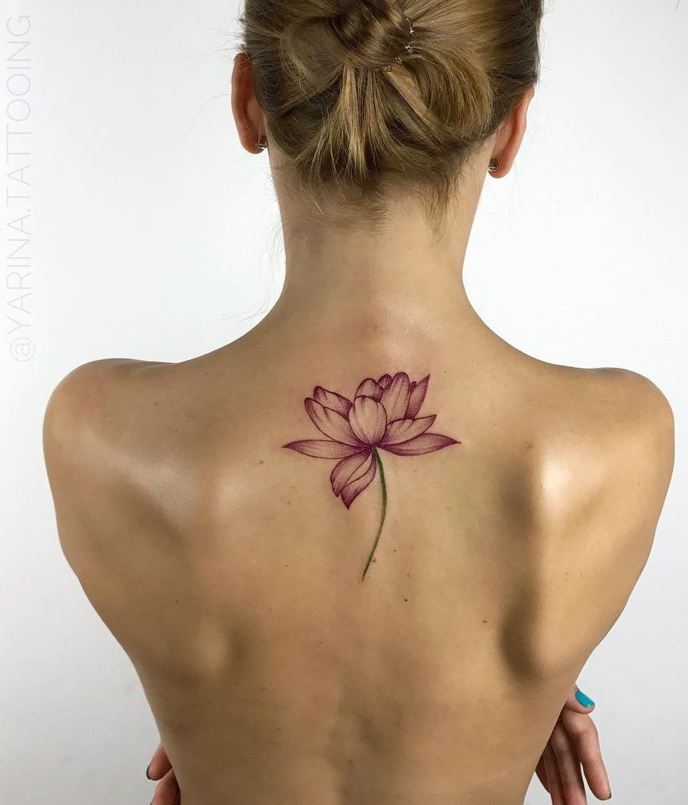 Gorgeous and Meaningful Lotus Tattoos You'll Instantly Love - KickAss Things