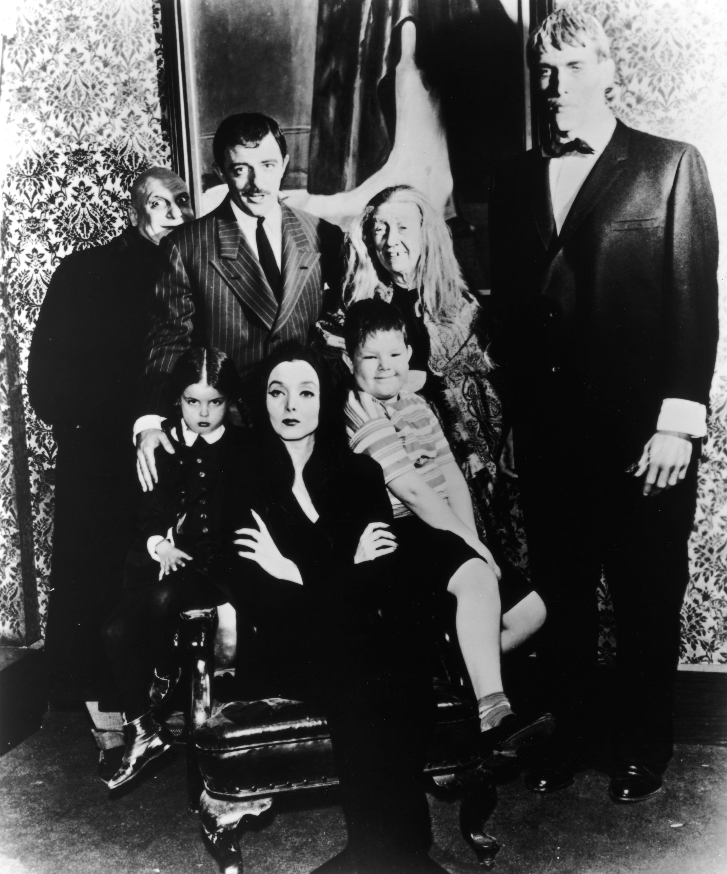 Uncle fester the addams family pinterest - The Addams Family Debuted The Same Wk As The Munsters And Aired Its Final Episode The Same Wk As The Munsters Since It S Tv The Darker Humour Of The One