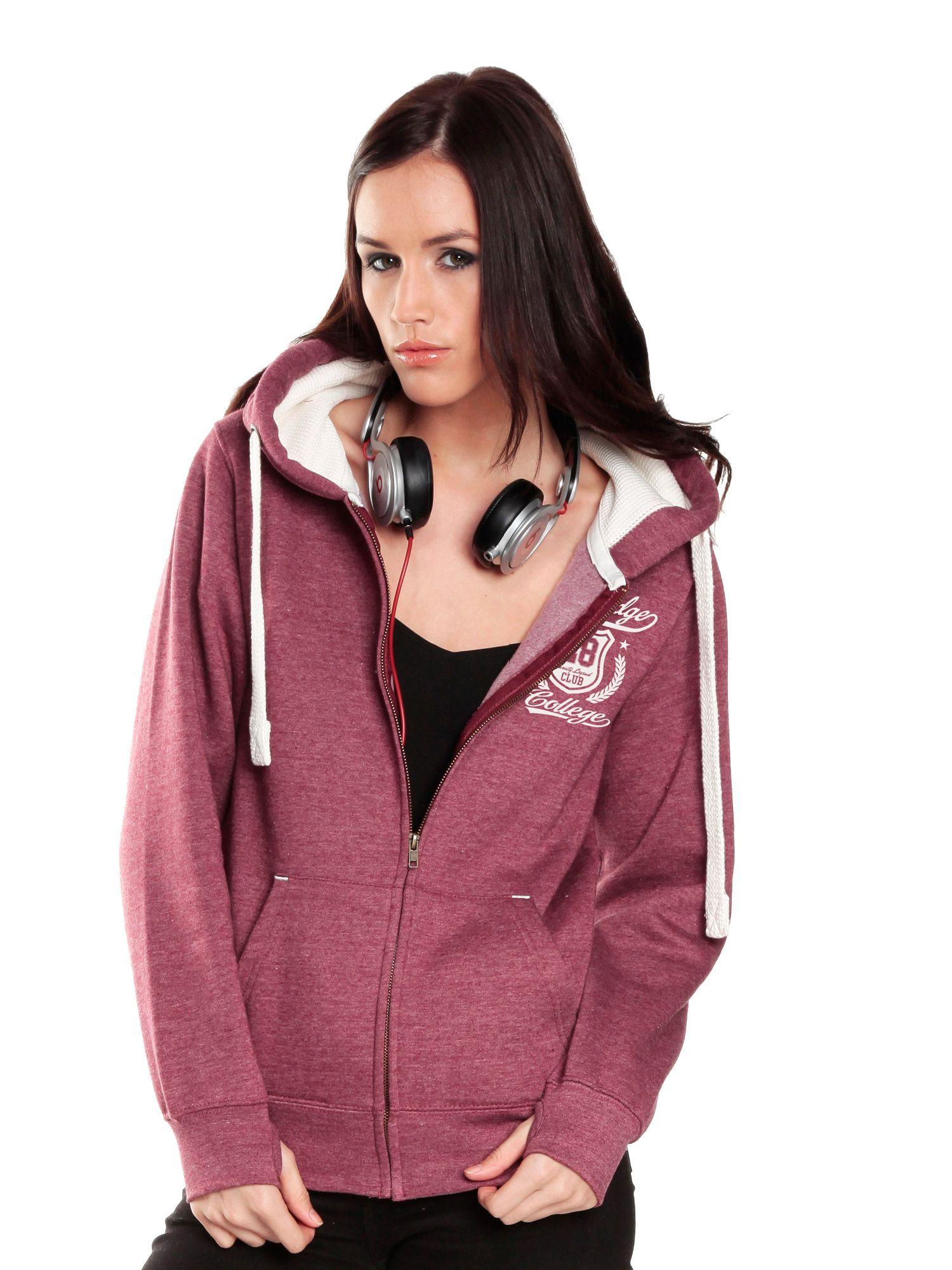 6a655350b9e0 W81PF-CT02LB-Ultra Premium Zip Hoodie Ultra Soft Feel Hooded Top ...
