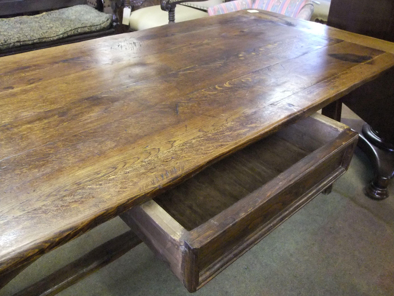 Antique Oak Farmhouse Table Best 2000 Decor Ideas