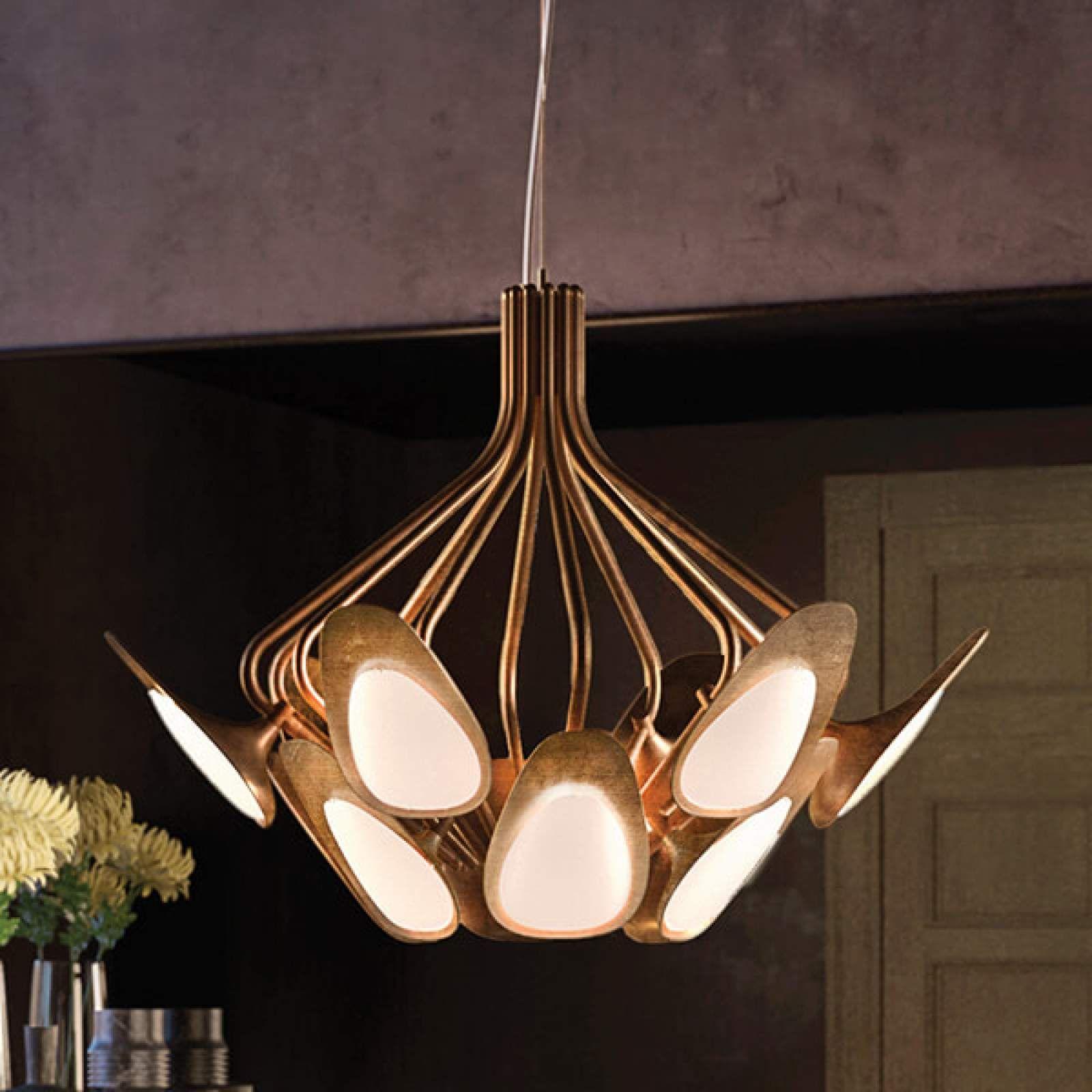 Kundalini Peacock   LED Hängeleuchte   Hanglamp, Hangende lichten, Moderne lampen