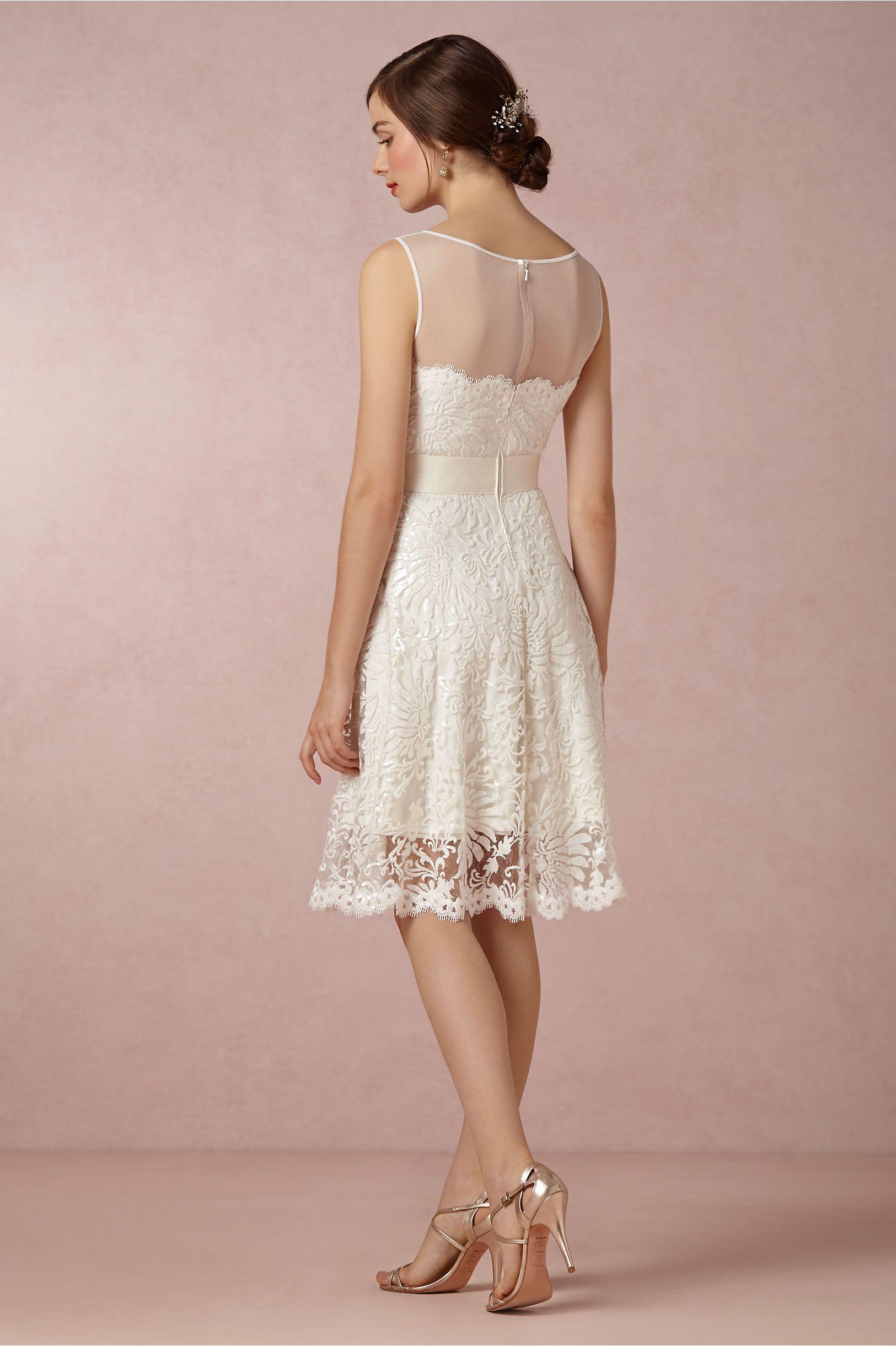 Vestido para dia - renda (costas) | Wedding Inspiration | Pinterest ...