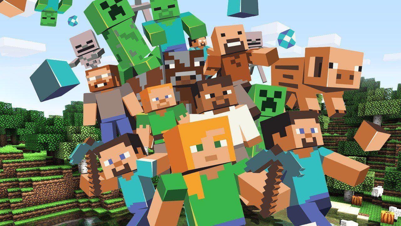 Download Minecraft Pocket Edition V APK MCPE - Minecraft pe jetzt spielen