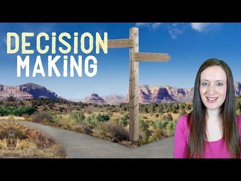 Powerful Tool to Help You Make DECISIONS. Future Choice ...