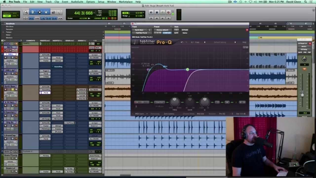 Mixing Synth Bass with 808 Kick Drums Drums, Bass, Music