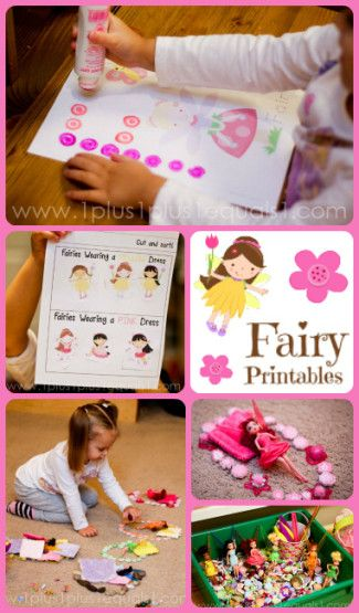 Letters Garden: Fairy Theme Preschool Fun