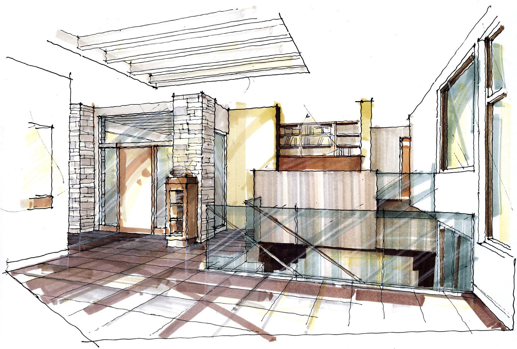 i rendering architectural renderingperspectivedesignart