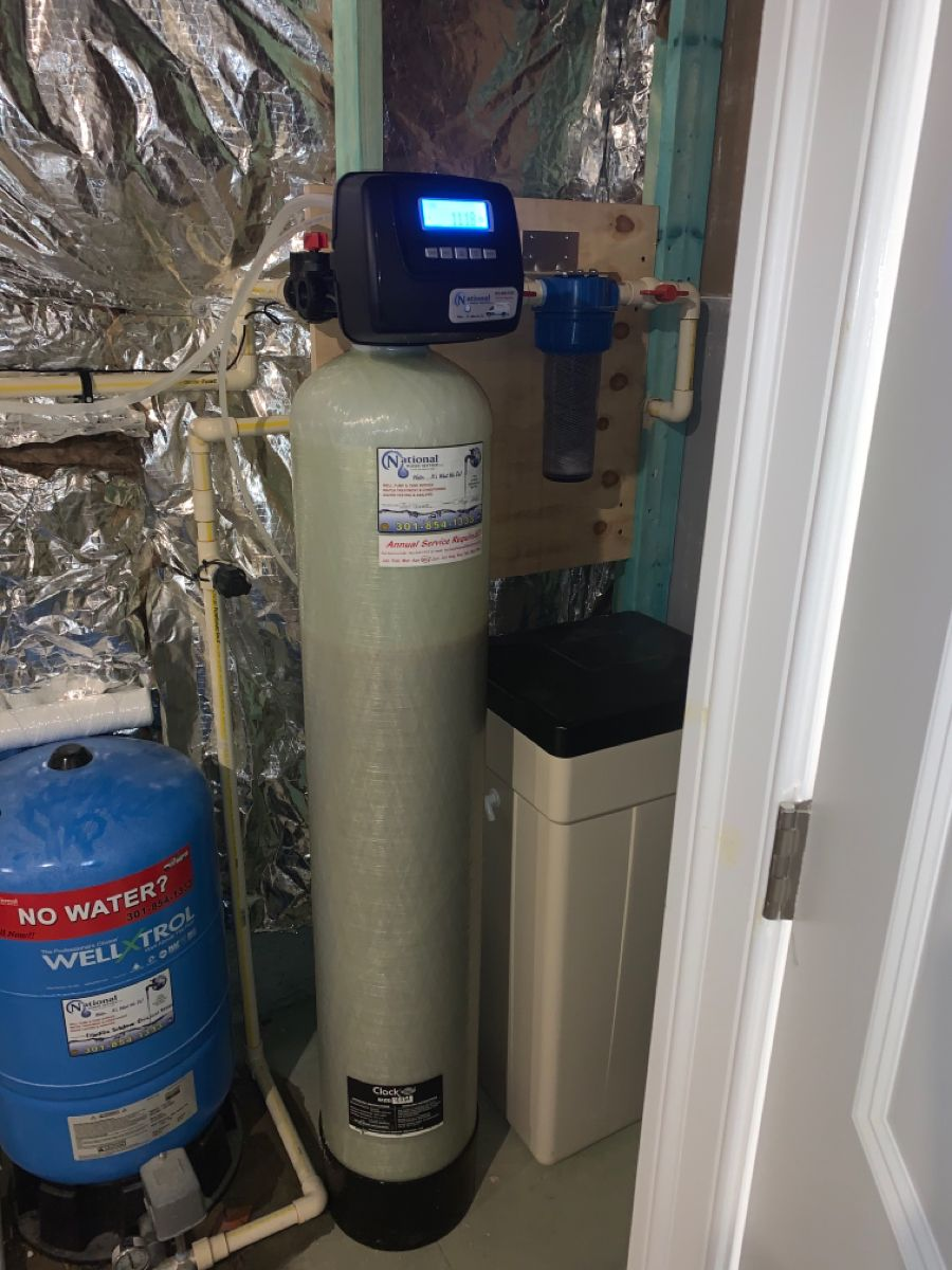 Water Softener & Constant Pressure Install in 2020 Water