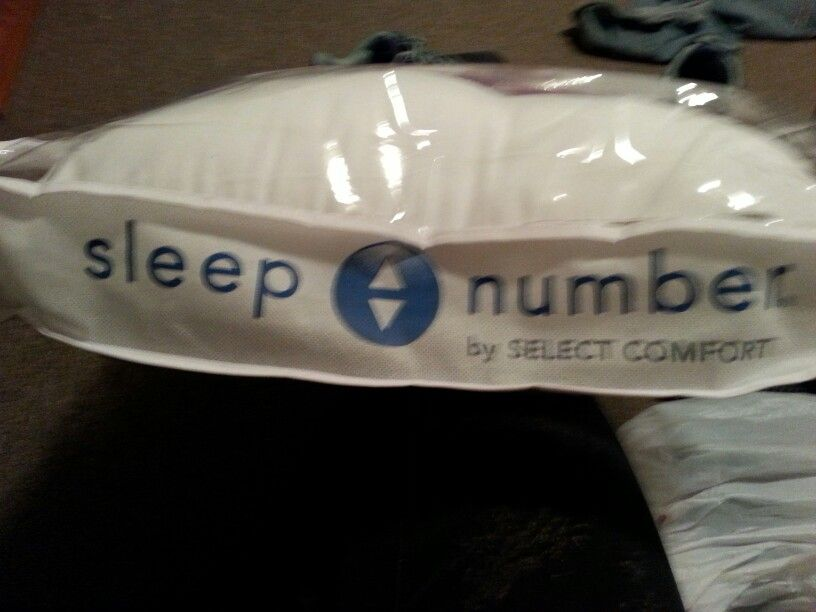 I am loving my new pillow. Best sleep i have had in months. #CommitToSleep #Sleep #GotItFree @Smiley360 @SleepNumberBed