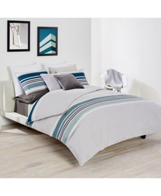 Lacoste Valmorel Duvet Set Twin//Twin Extra Long