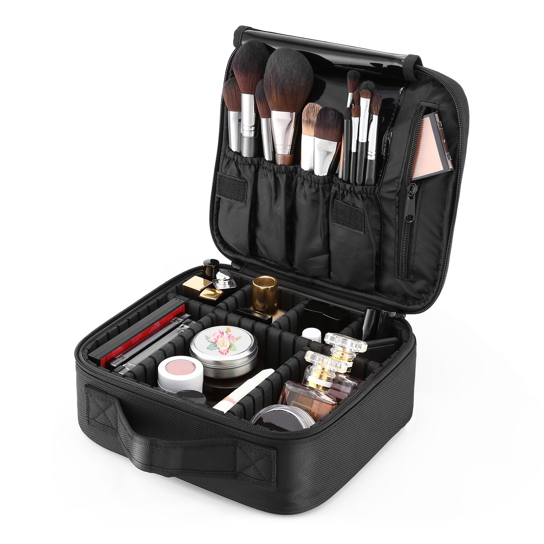 Amazing Makeup Bag & Cosmetic Travel Organizer Best