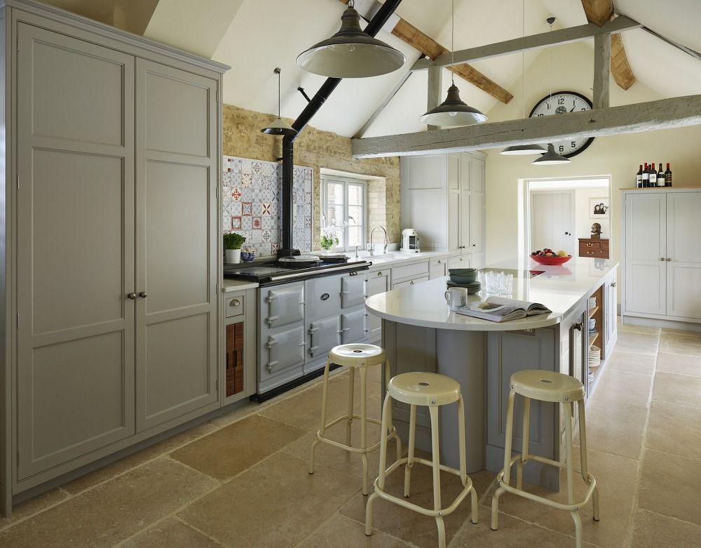 Kitchen Architecture Teddy Edwards - Restored farmhouse #agacooker