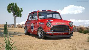 Mini Cooper rally3 by RJamp