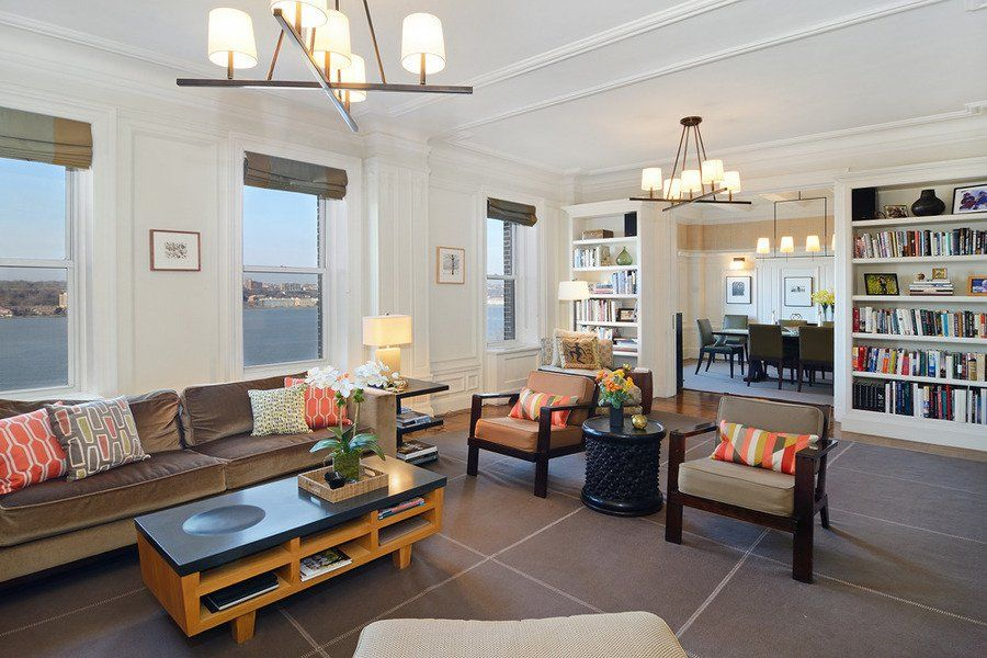 Mit Professor Sells Gorgeous Prewar Apartment In The Dorchester 6sqft Home Apartment Dorchester