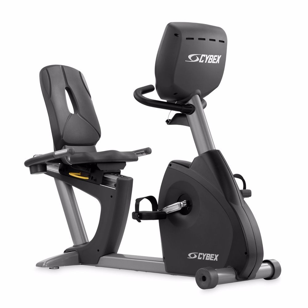 Details about cybex 770r recumbent bike cleaned