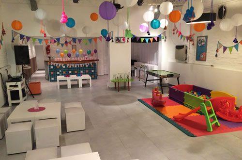 Salon de fiestas infantiles thamesito pelotero en 2019 - Decoracion etnica salones ...