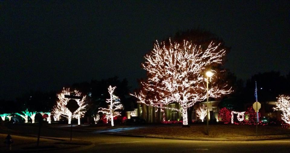 christmas lights - Plano Christmas Lights