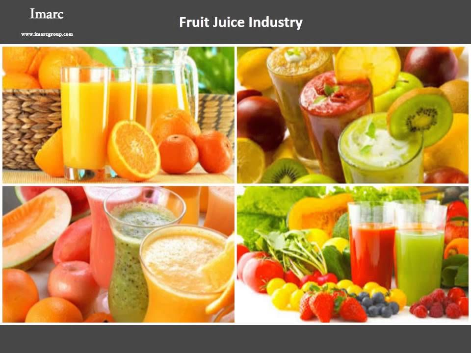 Fruit Juice Market Analysis Trends  Manufacturing Project