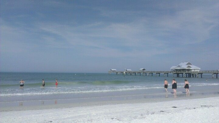 Clearwater beach Tampa Florida