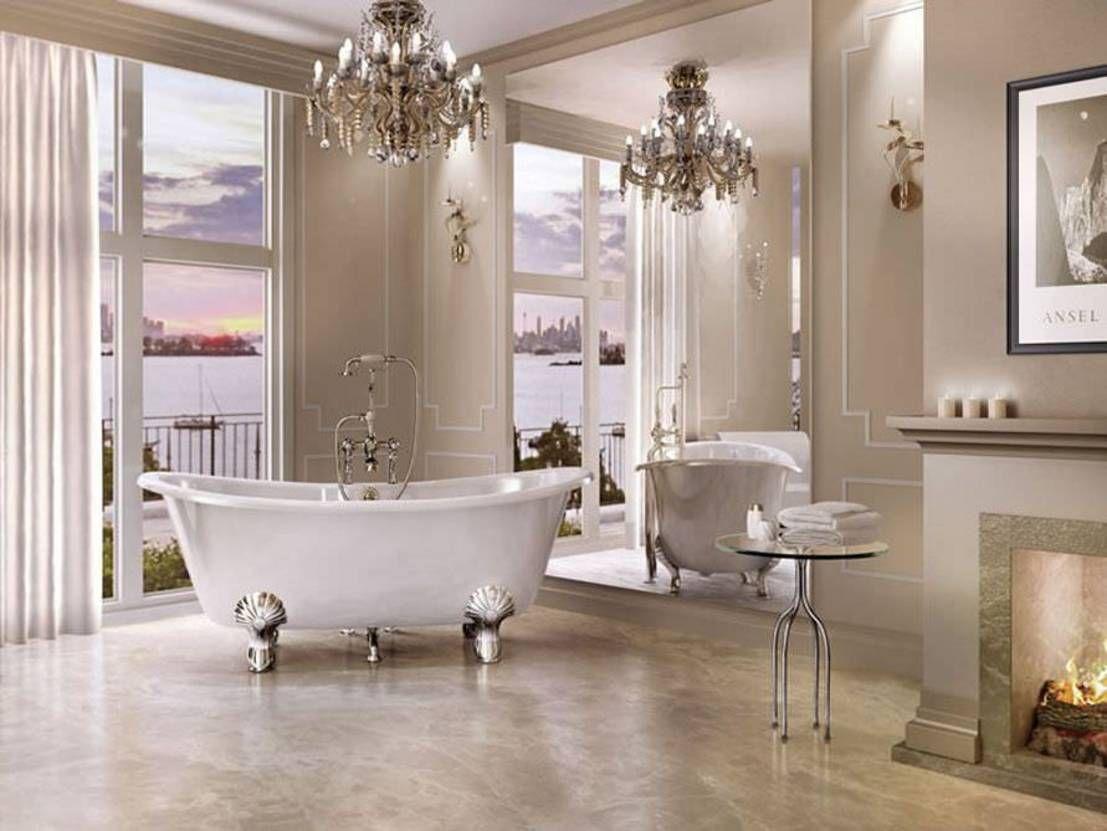 Bling Bling Furs Badezimmer Traditional Bathroom Suites Amazing Bathrooms Beautiful Bathrooms
