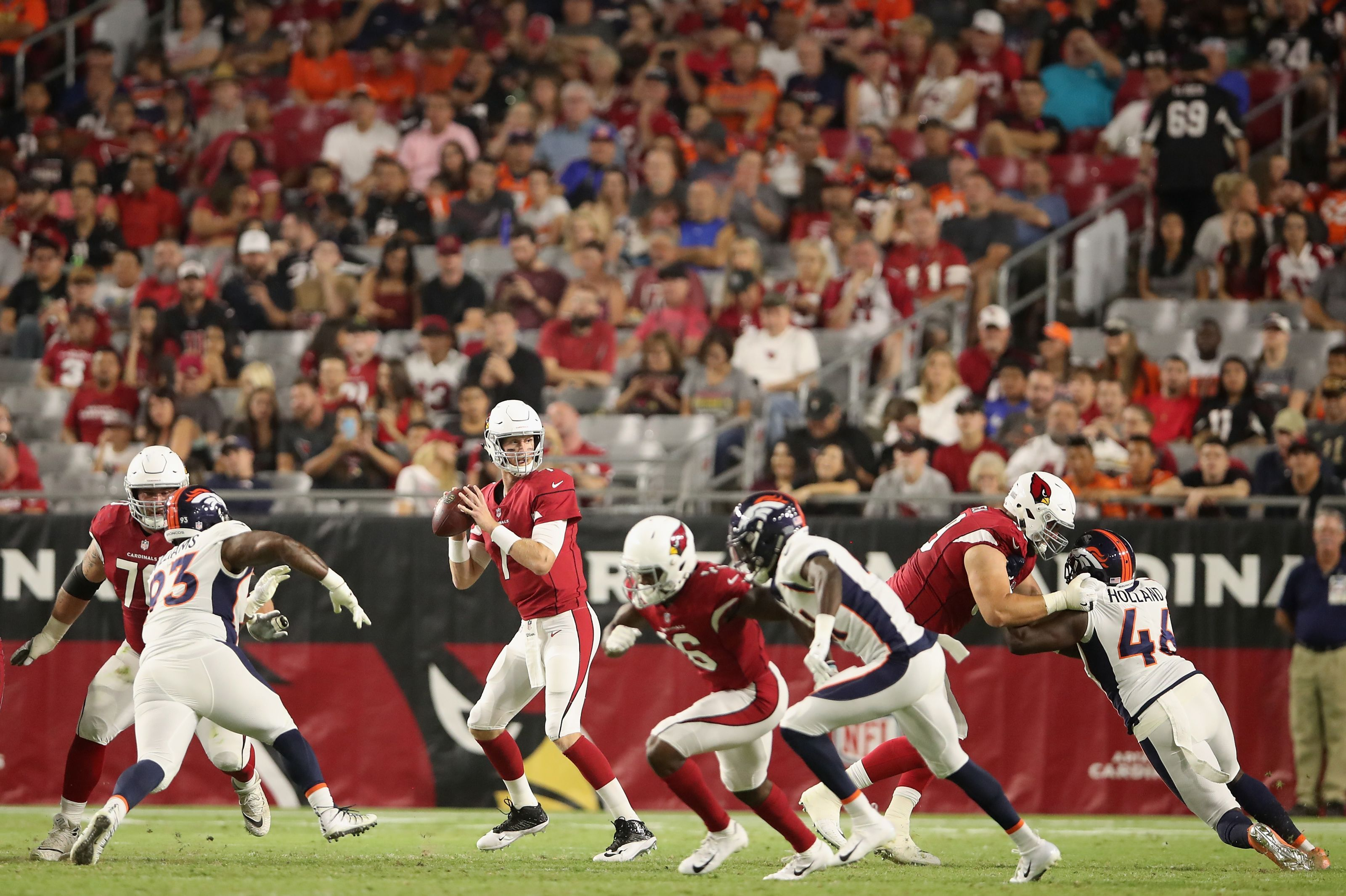 A Loss To The Cardinals Could Bring A Wave Of Change Especially Losing To Josh Rosen A Quarterback The Broncos Decided They Broncos Denver Broncos Von Miller