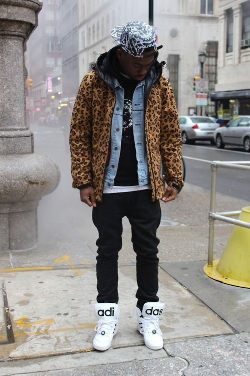 Jeremy Scott Leopard Tumblr