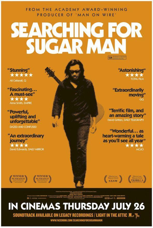 Znalezione obrazy dla zapytania sugar man poster