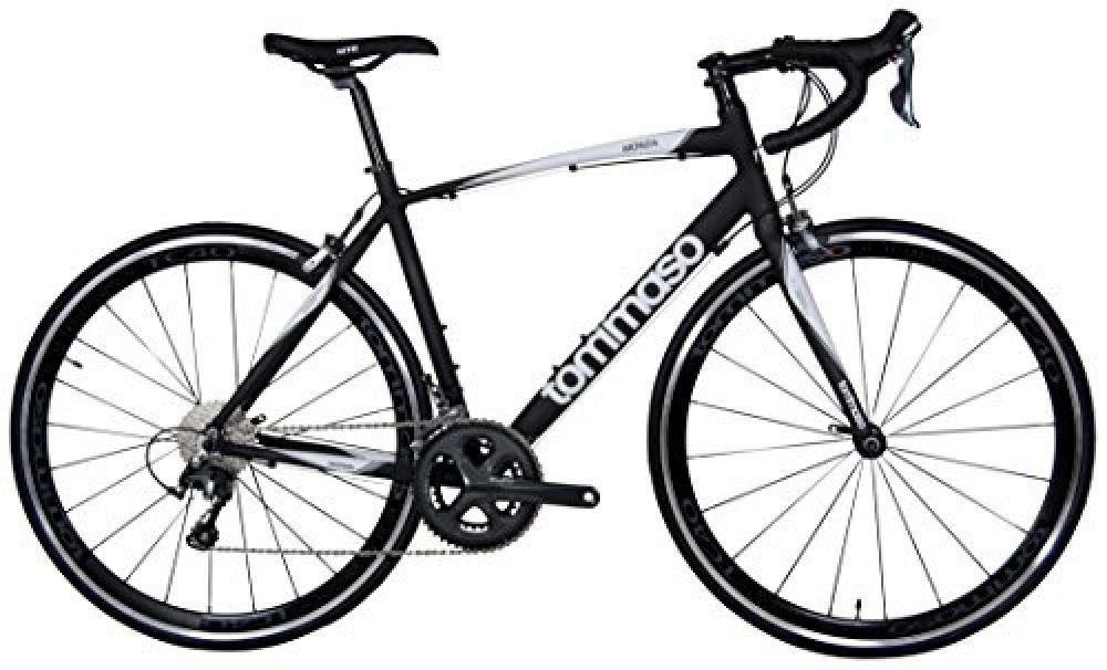 Tommaso Monza Endurance Aluminum Road Bike Carbon Fork Shimano