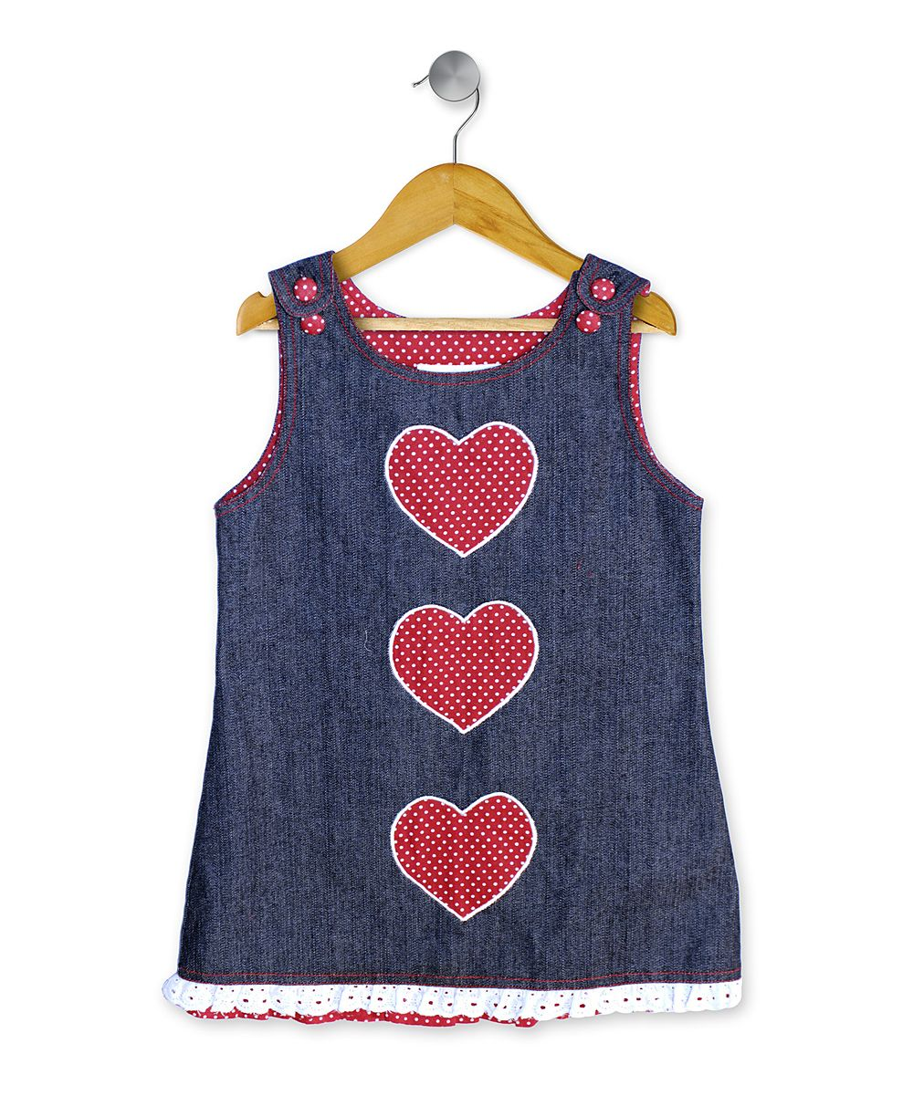 Blue u red party heart jumper infant kids clothes pinterest