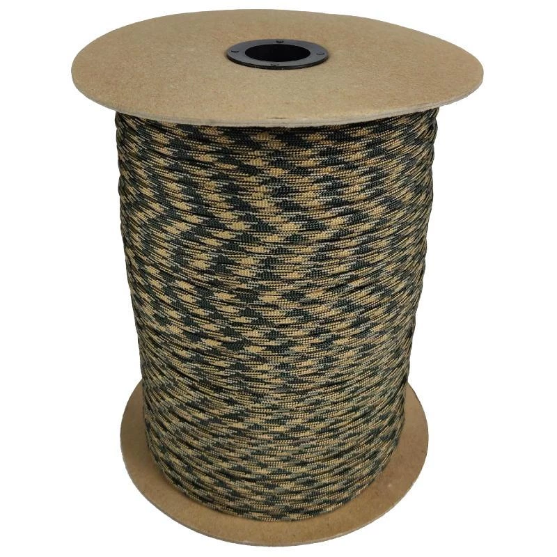 USA Made 550 Olive Drab Paracord Army & Outdoors