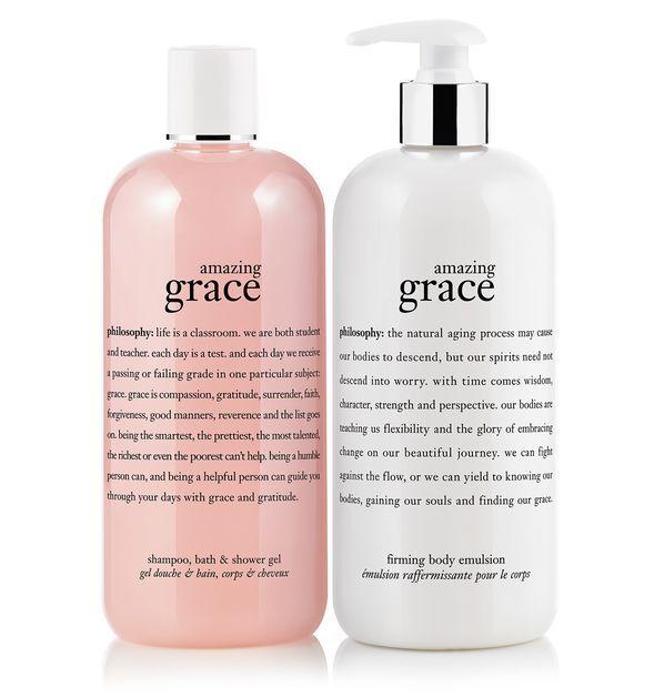 Amazing Grace Bath Duo Amazing Grace Perfume Philosophy Amazing Grace Amazing Grace