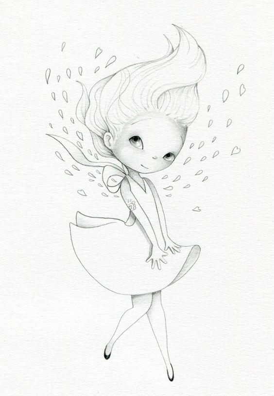 Рисунки карандашом   Милые рисунки, Рисунки, Рисунки слона