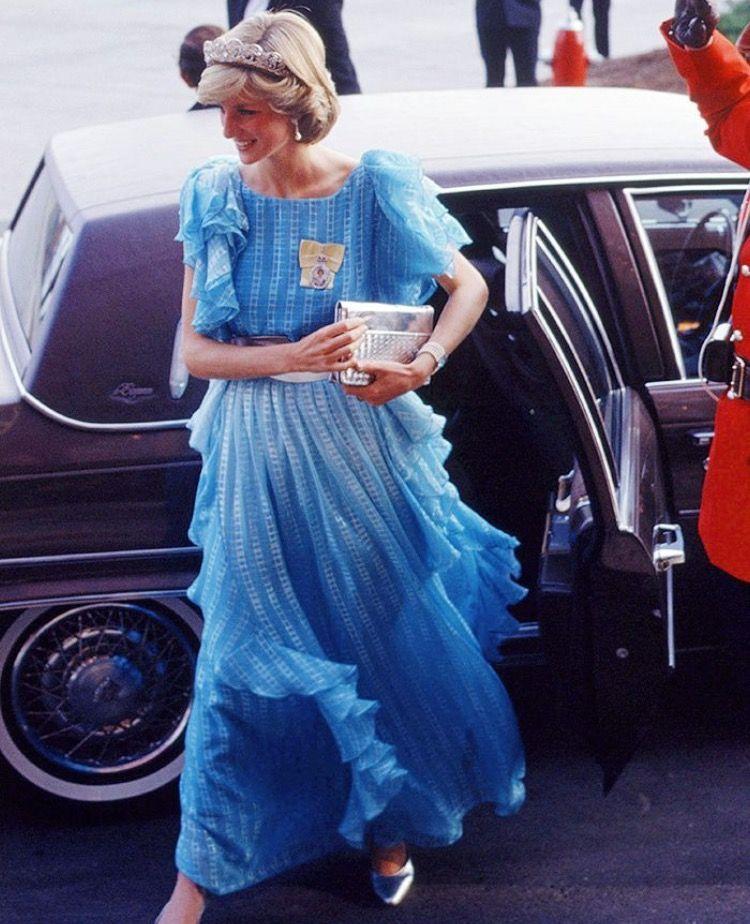 prinses di Princes diana, Lady diana, Diana fashion