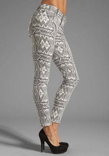 SANCTUARY Hopi Pottery Charmer Pant in Muslin at Revolve Clothing - Free Shipping!