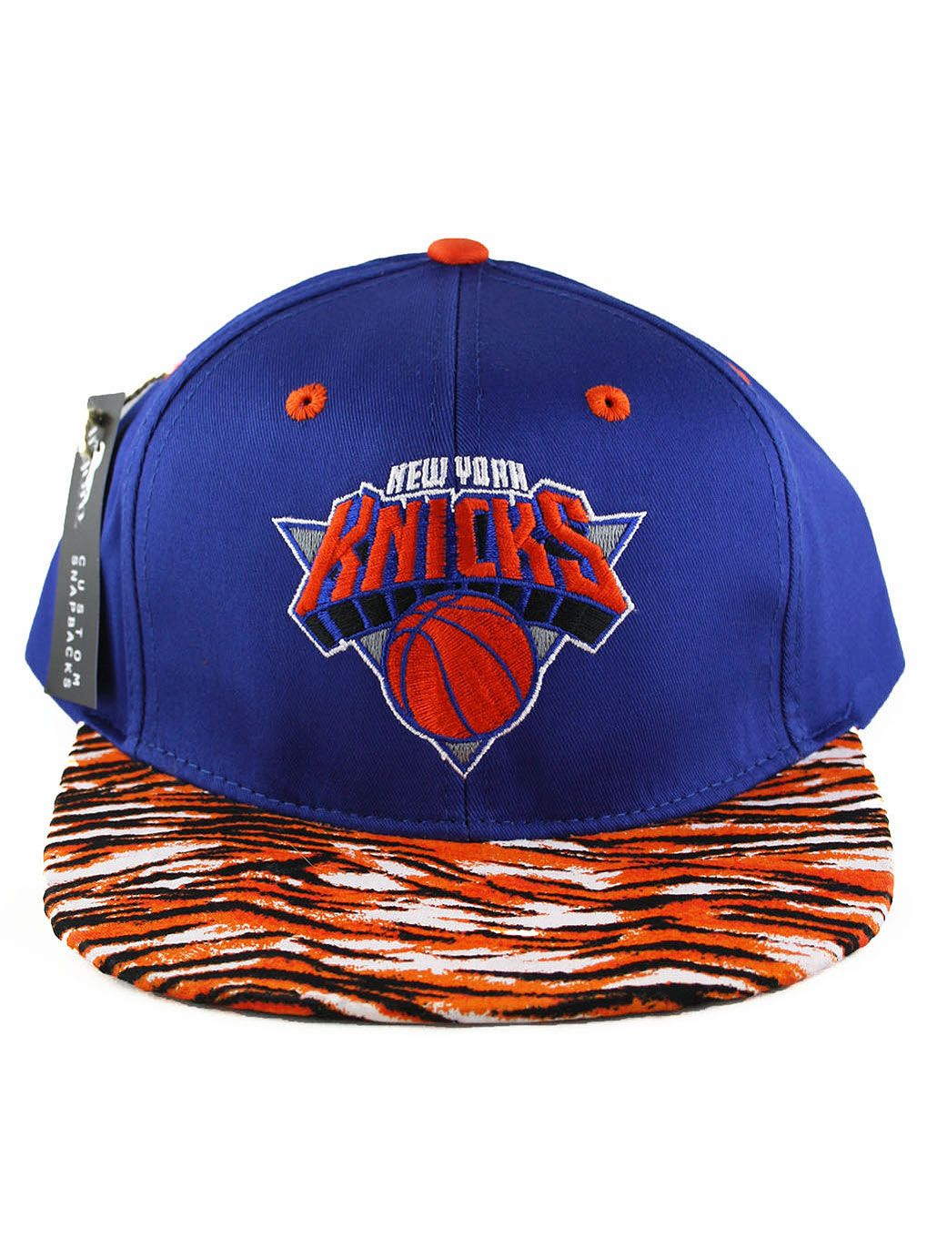 Agora Vintage New York Knicks Snapback Hat  076637b823e