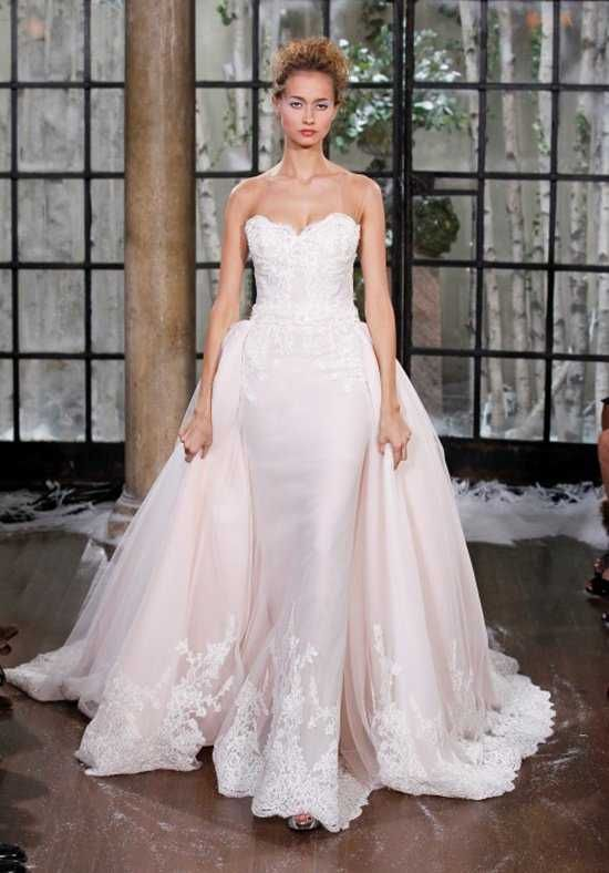 Ines Di Santo Barcelona Wedding Dress Photo