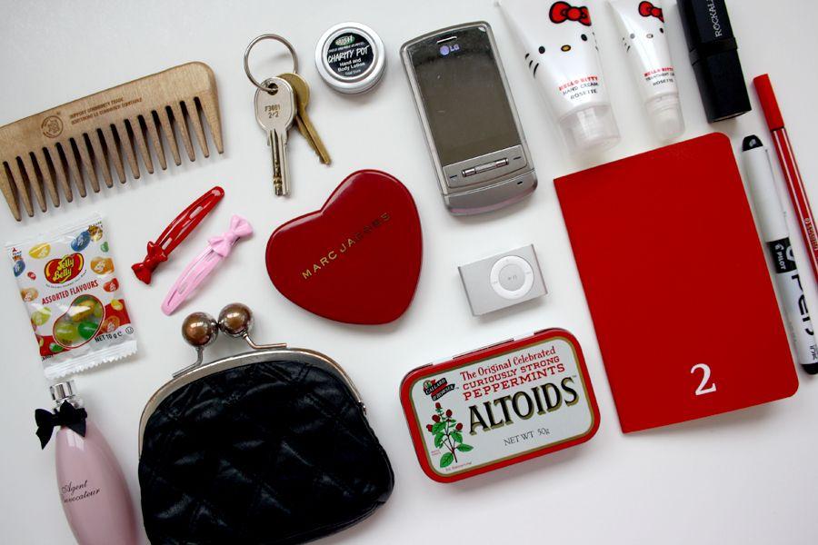 Georgina Swan: What's In My Bag?