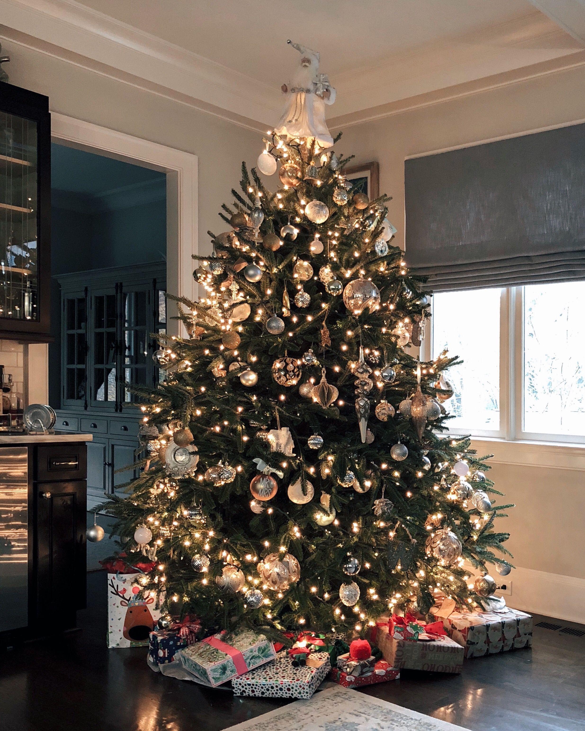 Christmas Tree Inspo Christmas Tree Inspo Shabby Chic Christmas Christmas Tree