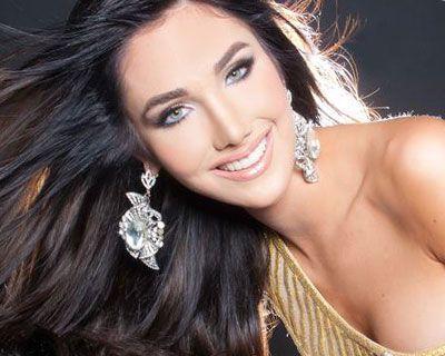 Miss Venezuela International 2014 Winner is Edymar Martínez