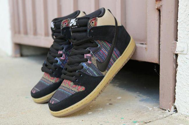 online store cc627 4b9f6 Releasing: Nike SB Dunk Hi 'Hacky Sack' | Skateboarding ...