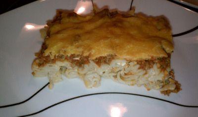 Gluten Free Pasta Bake - I'm A CeliacI'm A Celiac