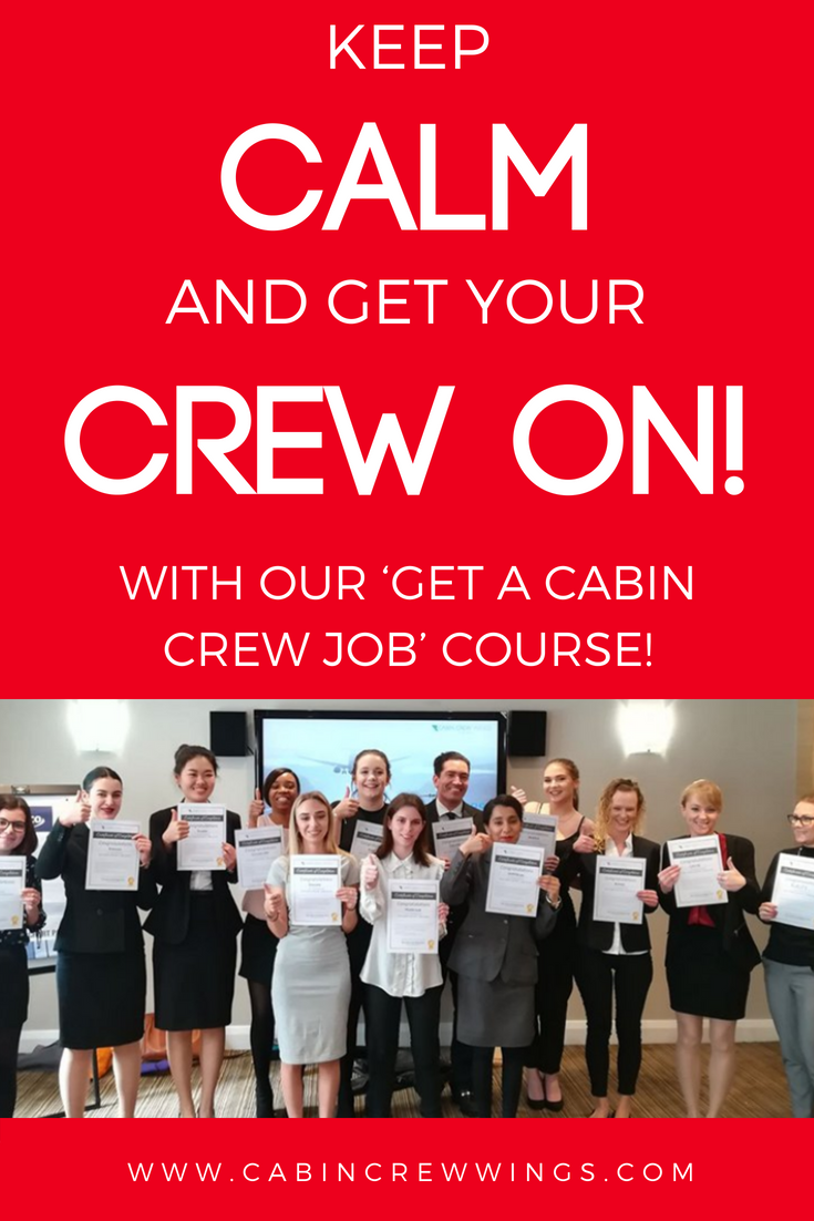 Our established Cabin Crew Course is tailored to give you the best