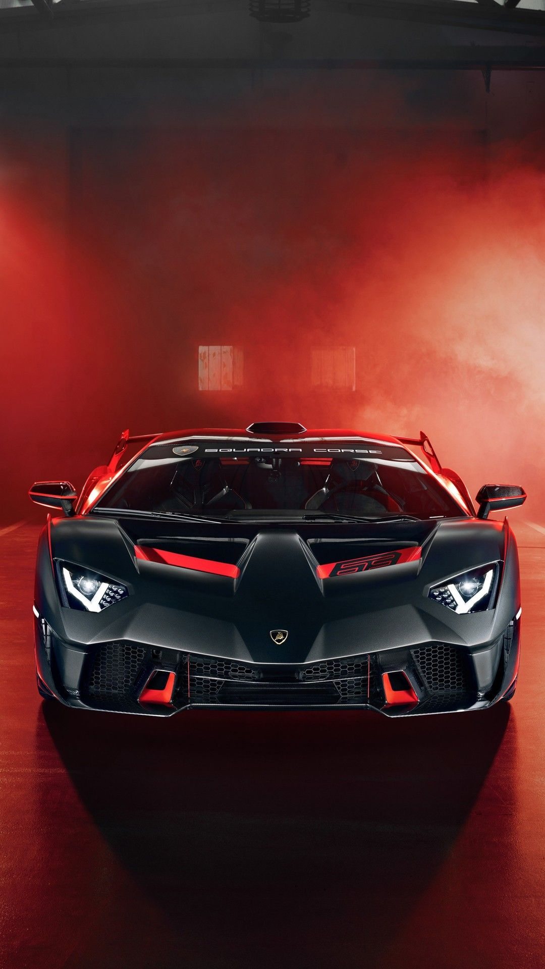 2019 Lamborghini Sc18 4k In 1080x1920 Resolution Lamborghini