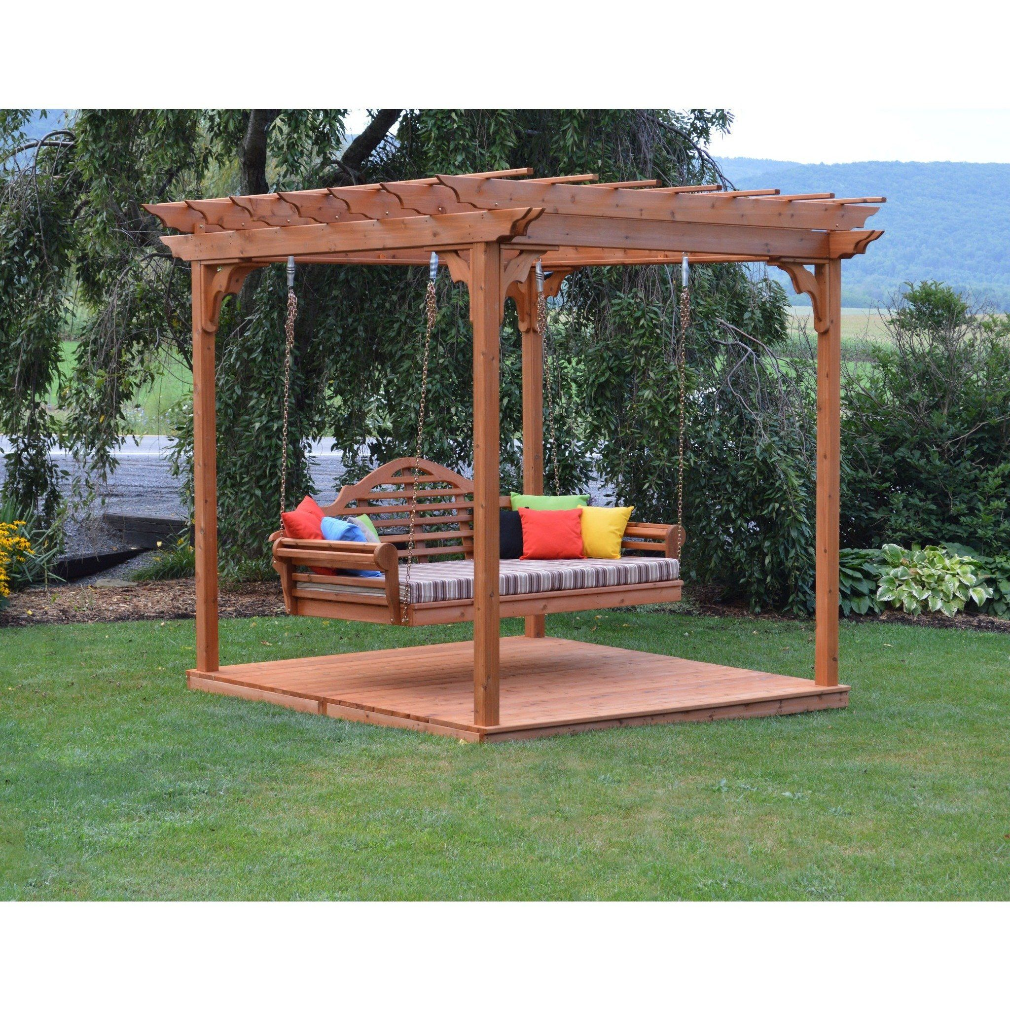 deck walmart porch smartly swings swi along plans swing home stand at ybyrrk stores depot kits cypress with comely canopy dashing regular back then hilarious similiar crs woodworking wooden atg patio la cedar ga