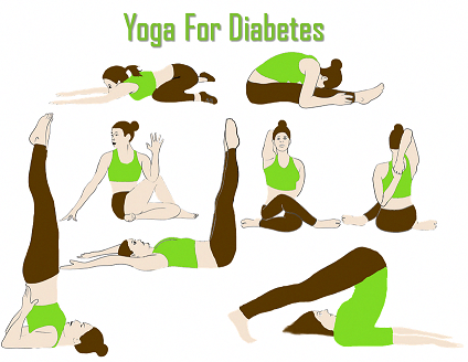 four advanced yoga poses  yoga for diabetes diabetic