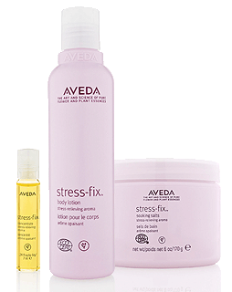 This stuff is amazing !!! Love this product. give a remedy for stress - Find out more at Aveda.com