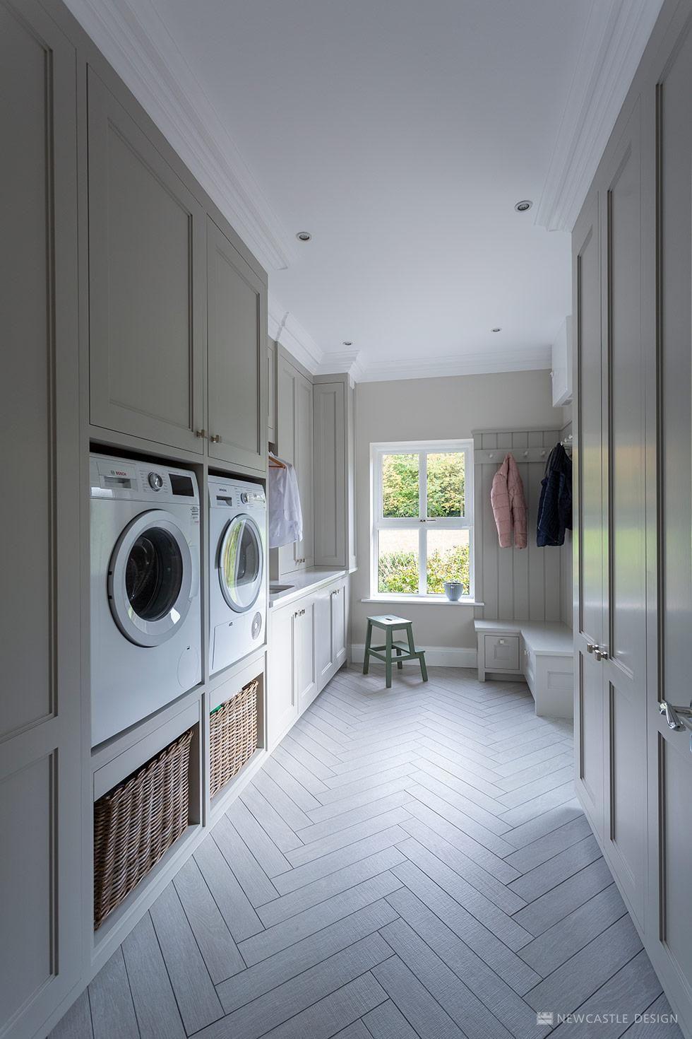 Utility, Laundry & Pantry Room Storage