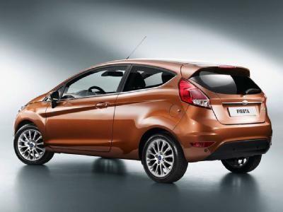 Nuova Ford Nuova Fiesta 3 Porte Configuratore E Listino Prezzi